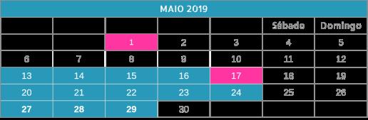 2019-05 Maio